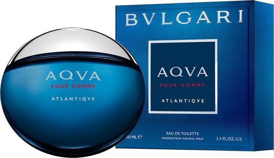 Aromabrand.gr Shop > Bvlgari > Bvlgari Aqva Pour Homme Atlantiqve Eau De Toilette 100ml