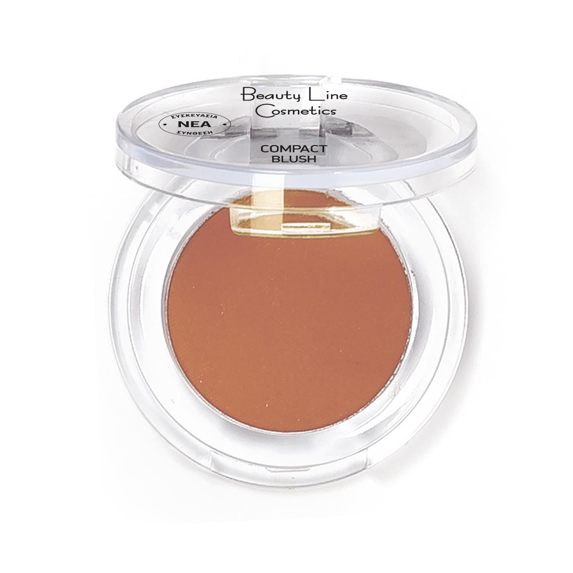 Ρουζ Beauty Line No 505 compact