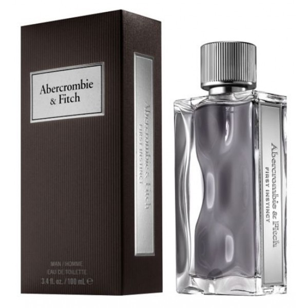 Abercrombie & Fitch First Instict For Him Eau De Toilette 100ml