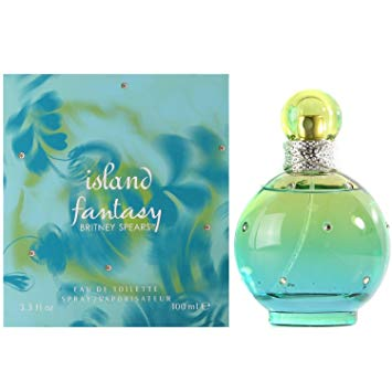 Britney Spears Fantasy Island Eau De Toilette 100ml