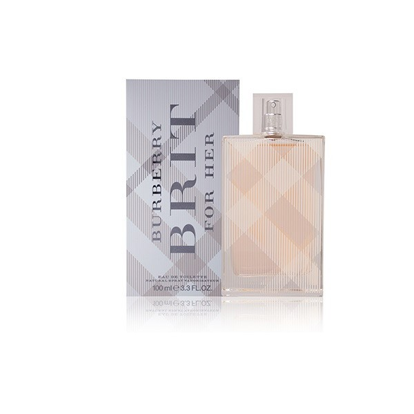 Burberry Brit For Women Eau De Toilette 100 ml