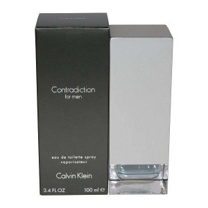 Calvin Klein Contradiction for Men Eau De Toilette 100 ml