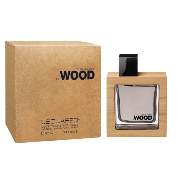 Dsquared2 He Wood Eau De Toilette 100 ml