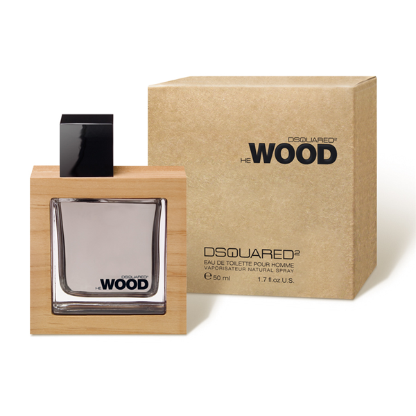 Dsquared2 He Wood Eau De Toilette 50 ml