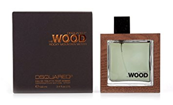 Dsquared2 He Wood Rocky Mountain Eau De Toilette 100ml
