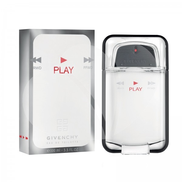 Givenchy Play For Men Eau De Toilette 100ml