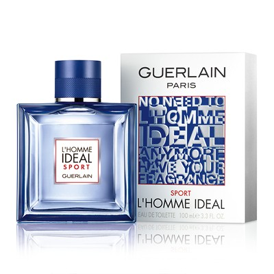 Guerlain L' Homme Ideal Sport Eau De Toilette 100ml