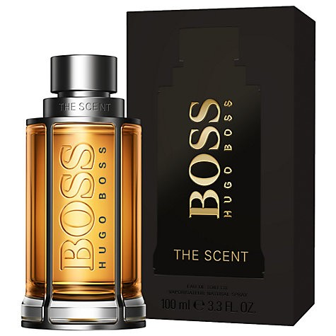 Hugo Boss Boss The Scent Eau de Toilette 100 ml