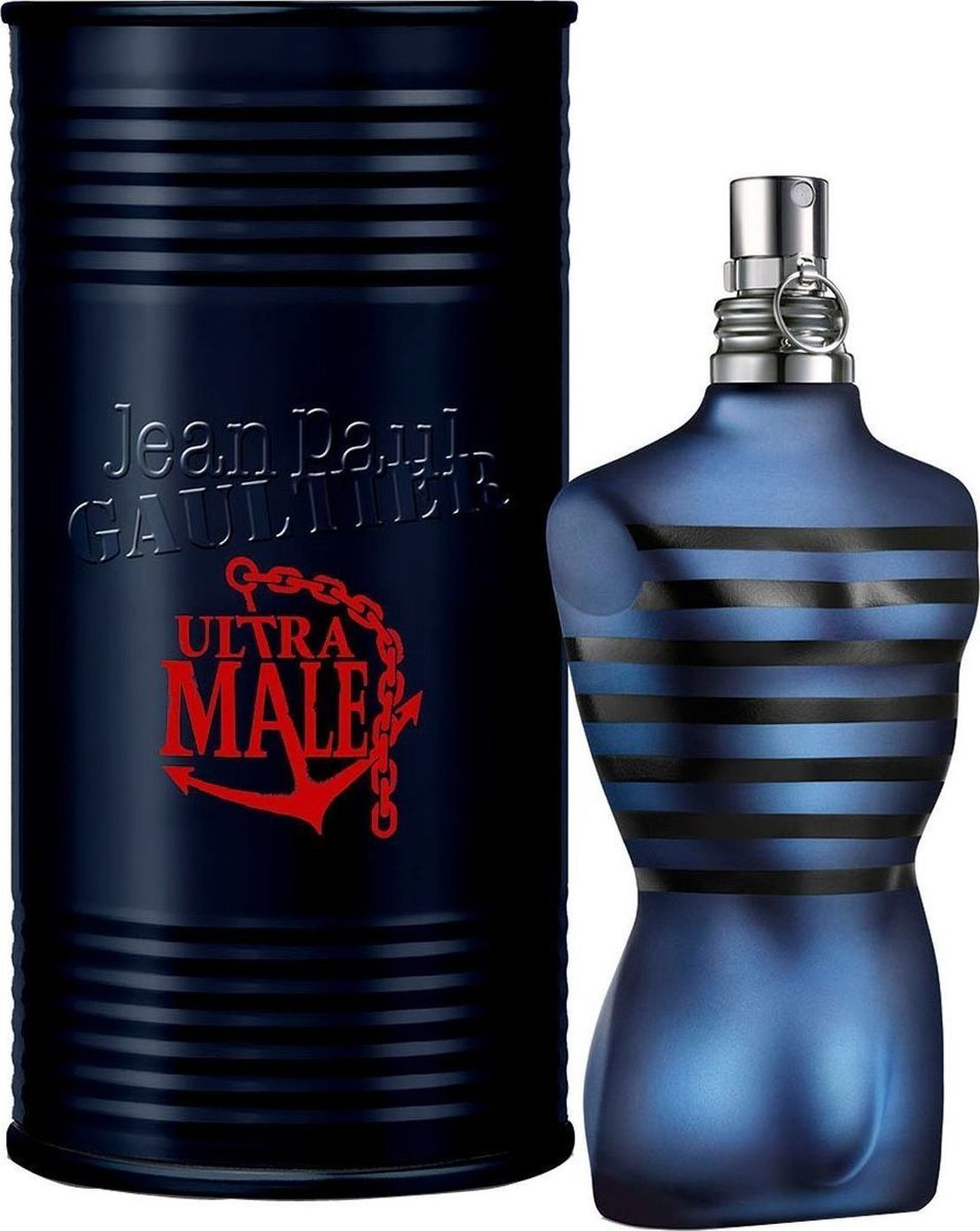 Jean Paul Gaultier Ultra Male Eau De Toilette 125ml