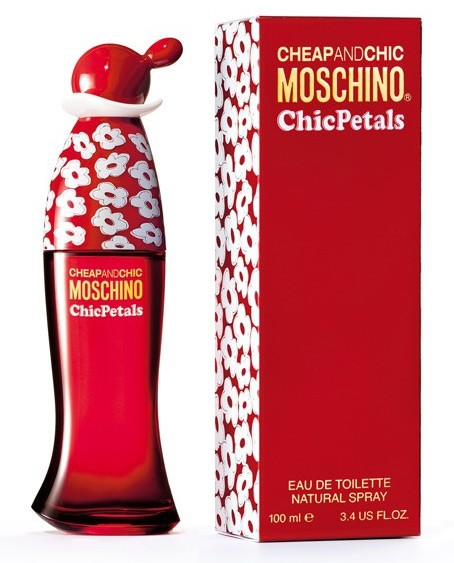 Moschino Cheap & Chic Chic Petals Eau De Toilette 100ml