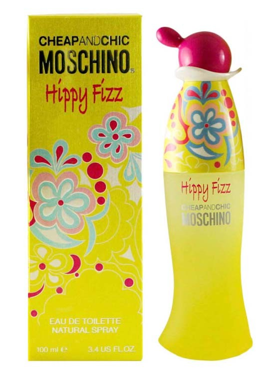 Moschino Cheap & Chic Hippy Fizz Eau De Toilette 100ml