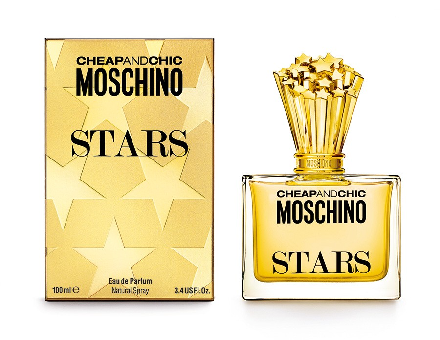 Moschino Cheap & Chic Stars Eau De Parfum 100ml