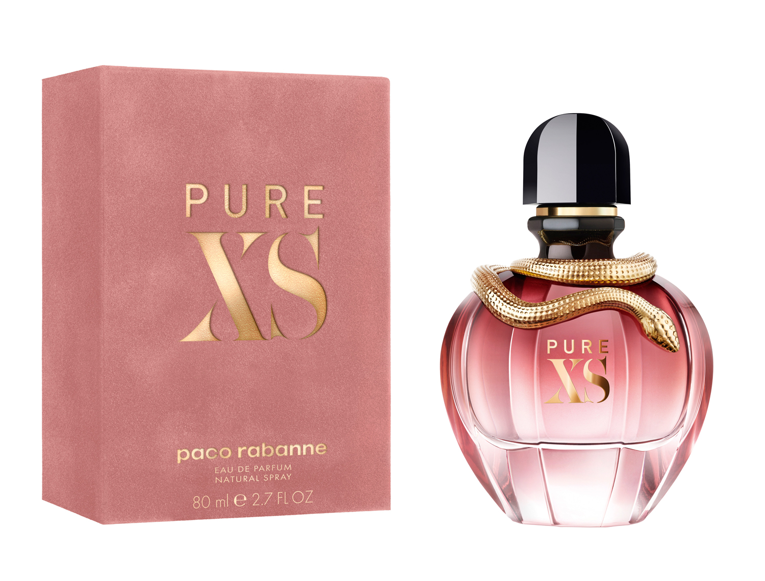 Paco Rabanne Pure XS For Her Eau De Parfum 80ml
