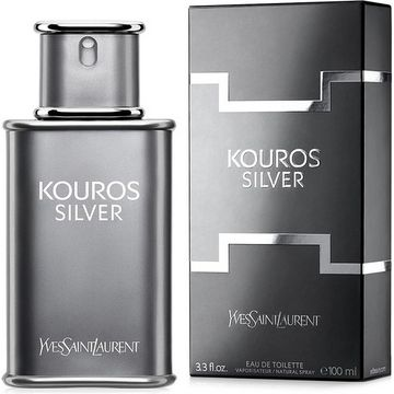 Yves Saint Laurent Kouros Silver Eau De Toilette 100 ml