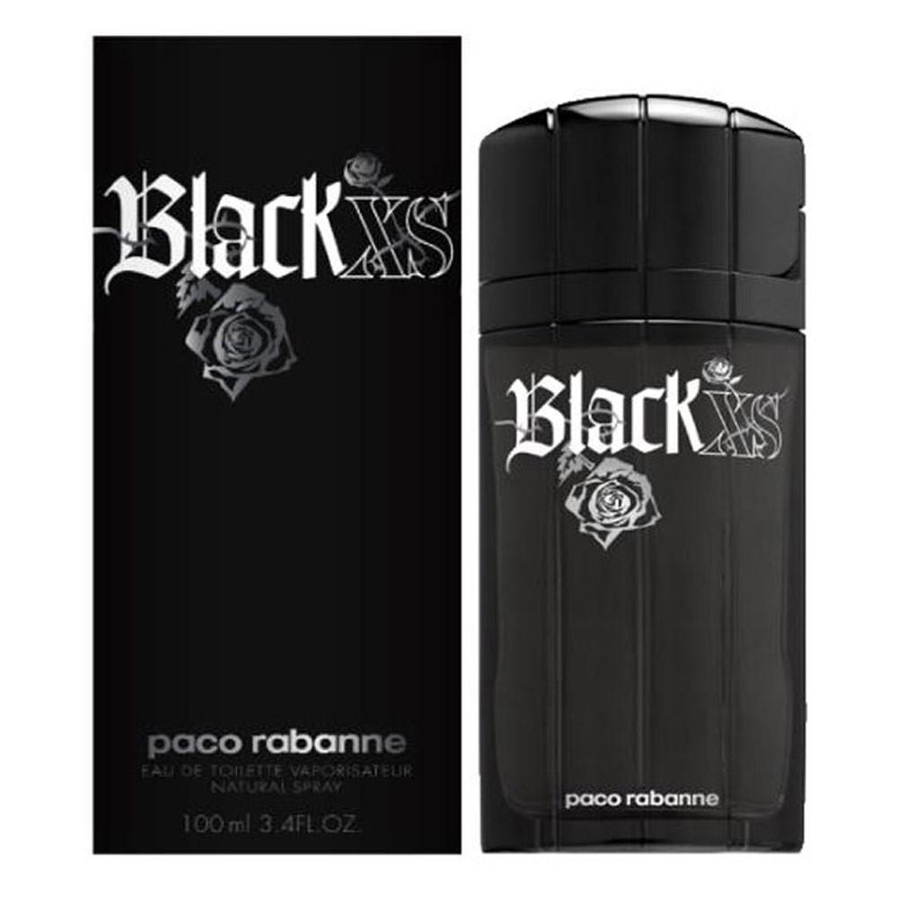 shop paco rabanne paco rabanne black xs. Black Bedroom Furniture Sets. Home Design Ideas
