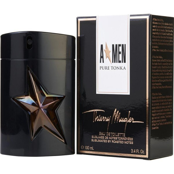 Thierry Mugler A*men Pure Tonka Eau De Toilette 100ml