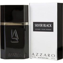 Azzaro Silver Black Eau De Toilette 100ml