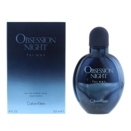Calvin Klein Obsession Night For Men Eau de Toilette 125ml