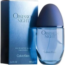 Calvin Klein Obsession Night for Women Eau De Parfum 100 ml