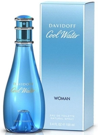 Davidoff Cool Water For Women Eau De Toilette 100 ml