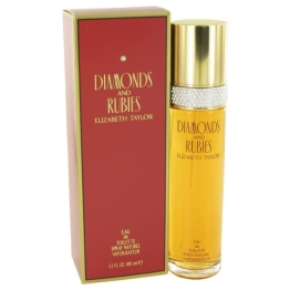 Elizabeth Taylor Diamonds and Rubies Eau De Toilette 100ml