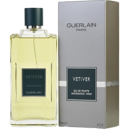 Guerlain Vetiver Eau De Toilette 100ml