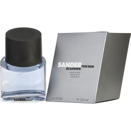 Jil Sander For Men  Eau De Toilette 125ml