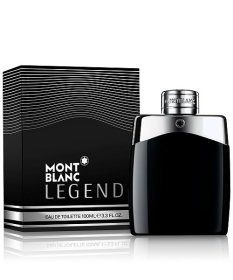 Mont Blanc Legend For Men Eau De Toilette 100 ml