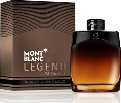 Montblanc Legend Night Eau De Parfum 100ml