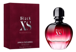 Paco Rabanne Black XS for Her Eau De Parfum 80ml