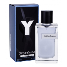"Yves Saint Laurent ""Y""  Eau De Toilette 100ml"