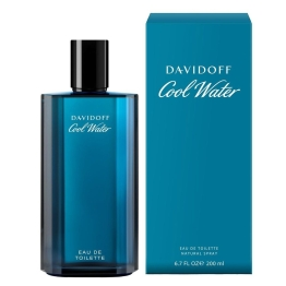 Davidoff Cool Water Men Eau De Toilette 200ml